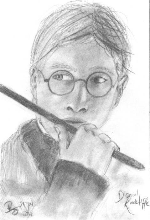 Daniel Radcliffe by pietjedederde